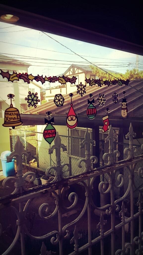 クリスマスの準備☆part2_c0357454_07542625.jpg
