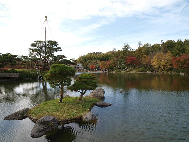 昭和記念公園の紅葉 (11/21)_b0006870_928522.jpg