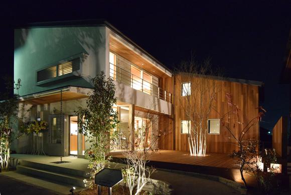 モデルハウスがグランドオープンの模様_d0297177_22385830.jpg