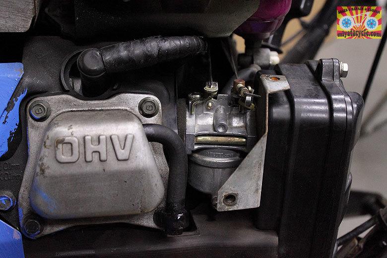 ガソリン漏れは危険です!_e0126901_17181705.jpg