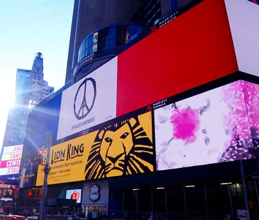 NYタイムズ・スクエアにある縦23.7m×横119.7mの世界最大HDデジタル看板(HD Digital Billboard)_b0007805_22352552.jpg