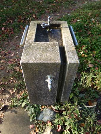 マリオ・ボッタ という水飲み場_c0195909_16374747.jpg