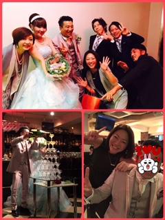 結婚パーティー☆_c0294909_10495911.jpg