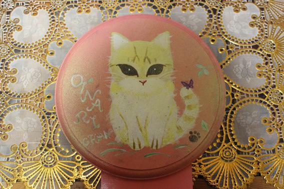 愛猫の可愛いお墓_a0329820_13244538.jpg