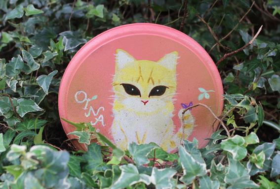 愛猫の可愛いお墓_a0329820_13245040.jpg