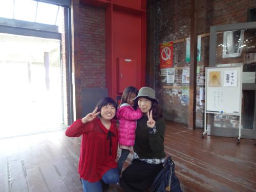 金沢市民芸術村 ゴスペル kーwishライブ(*^^*)_f0170422_22142033.jpg
