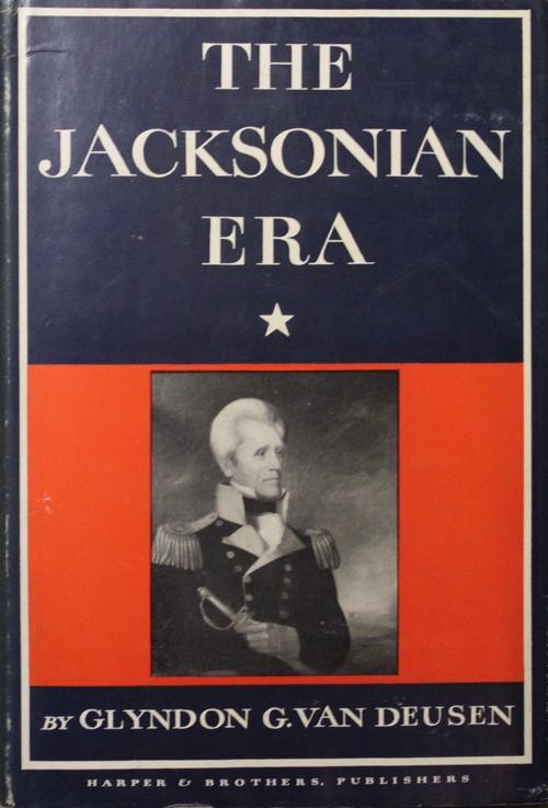 英文「ジャクソン大統領の時代」...