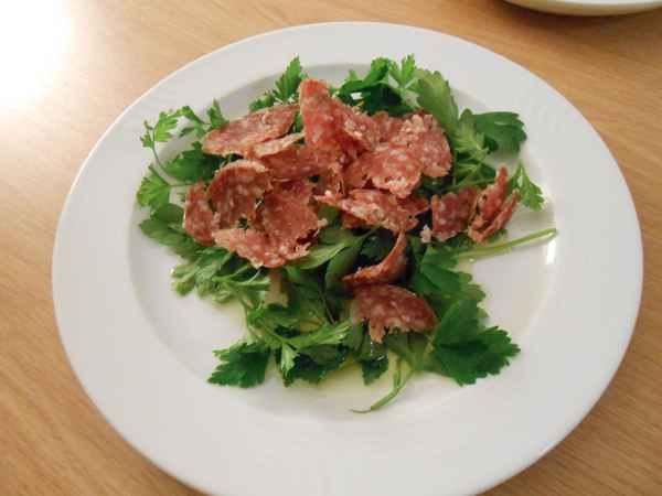 ベルリン1 ベルリンでイノシシ肉を料理。珍しいウナギの薫製も!_a0095931_12544275.jpg