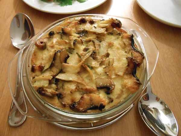 ベルリン1 ベルリンでイノシシ肉を料理。珍しいウナギの薫製も!_a0095931_1335559.jpg