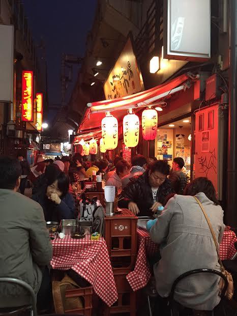 上野で飲む(飲んでばっかりだな)_c0193735_21394743.jpg