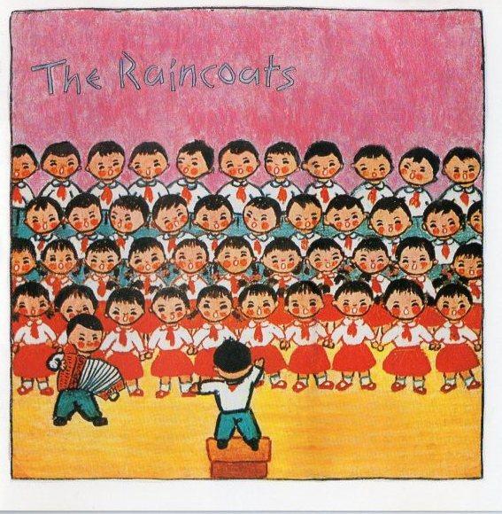 「THE Raincoats」 THE RAINCOATS_d0335541_10020972.jpg