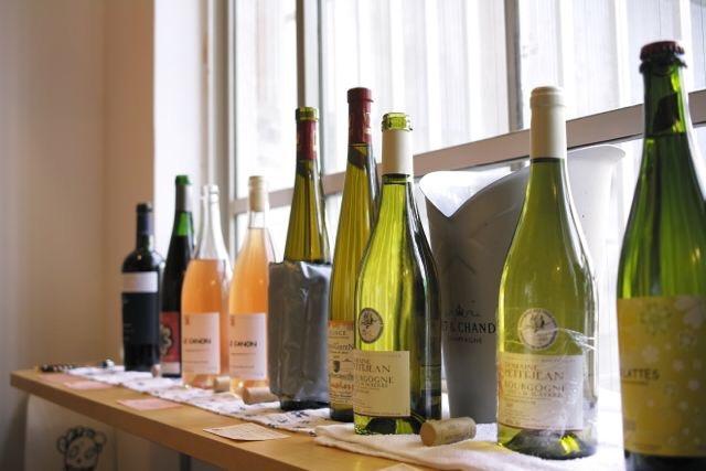ワインとパンの販売会_b0129548_1755472.jpg