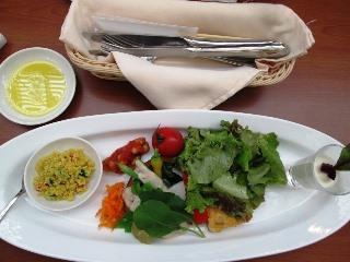 Restaurant RACINES(レストラン ラシーヌ)_d0348249_12555295.jpg