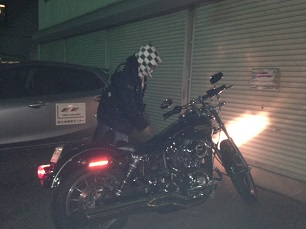 昨日のバイク!!_f0194657_19173867.jpg
