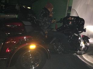 昨日のバイク!!_f0194657_191774.jpg