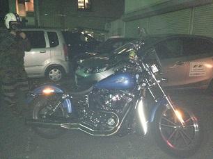 昨日のバイク!!_f0194657_1918915.jpg
