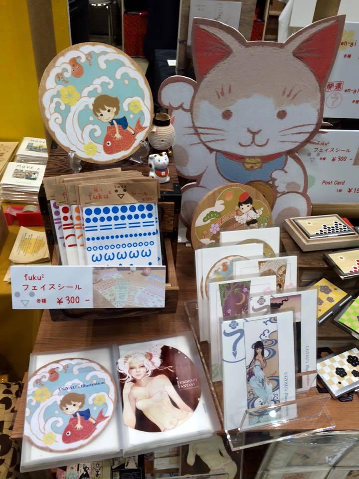 Design Festa vol.42終了! ありがとうございました!!_c0186460_20544109.jpg