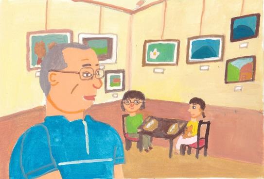 「父の展示のふりかえり」_d0259392_14314336.jpg