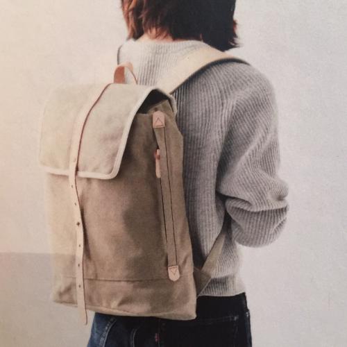 made in west展 デイバッグ・革製品①_f0212293_02554007.jpg