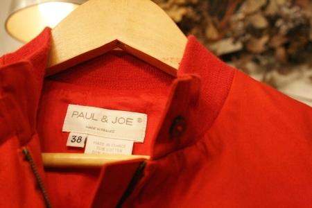 2015 OCT ヨーロッパ後記22(入荷 レディースジャケット PAUL&JOE、MARC JACOBS・・・_f0180307_22011825.jpg