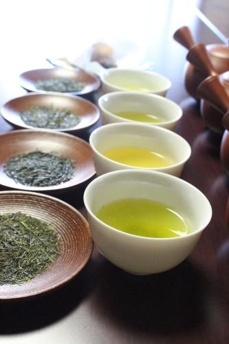 喜楽亭で楽しむ おいしい日本茶 11月_b0220318_18421225.jpg