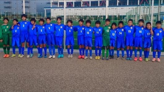 11月23日(月祝)  U12 全日本少年サッカー大会 大阪府予選 中央大会_f0138335_14491577.jpg