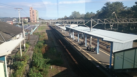 レトロな駅舎~_d0051146_10272669.jpg