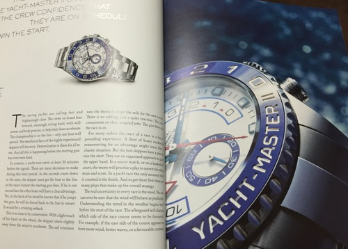 The Rolex Magazine最新号#05が刊行_f0039351_2235356.jpg