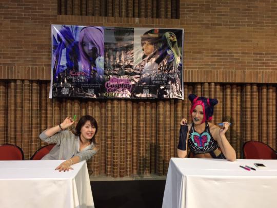 TOKYO IMPACT!!!ファンミーティング_e0163255_18244106.jpg