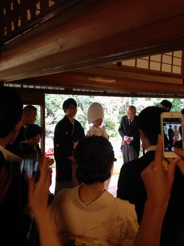 結婚式 151122_d0245357_9472022.jpg