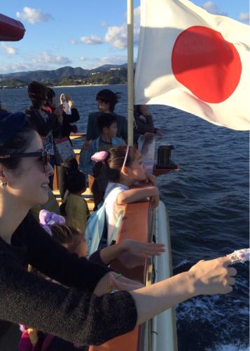 浜名湖の遊覧船⭐️_c0151965_18480027.jpg