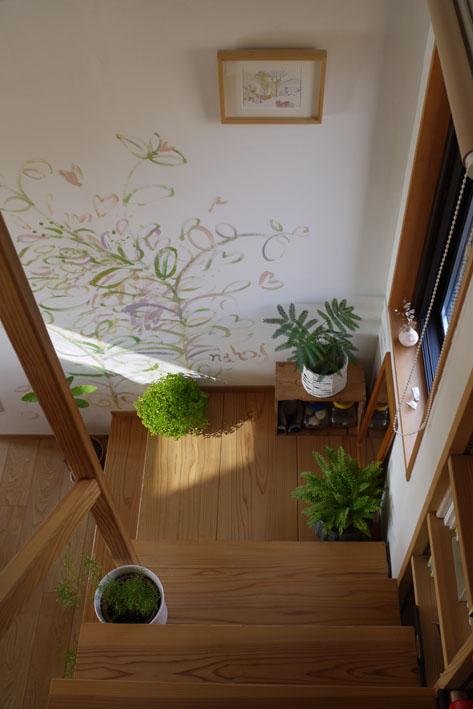 室内のグリーンに癒されて_c0334574_1931352.jpg