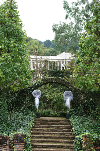 GREEN HILL Garden Wedding ~party space~_f0127281_7585663.jpg