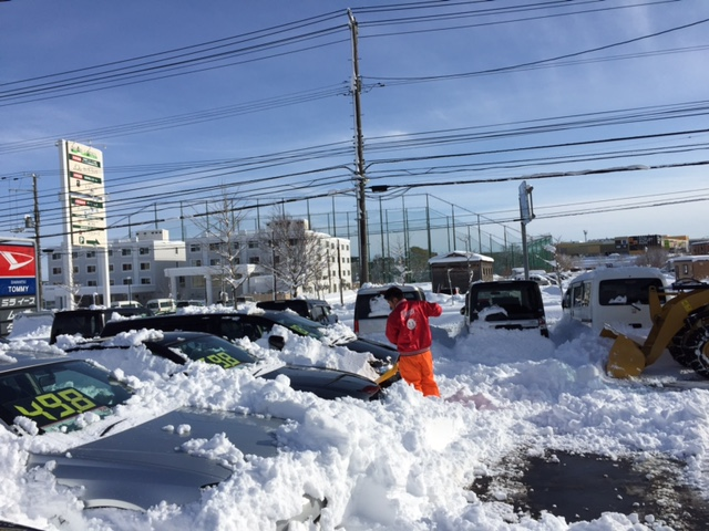 11月25日(水)☆TOMMYアウトレット☆あゆみブログ♪大雪!!自社ローン☆ローンサポート_b0127002_173505.jpg
