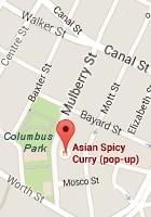 安くて美味しい!!! アジアン・スパイシー・カレー(Asian Spicy Curry)の野菜カレー・ヌードル_b0007805_95545.jpg