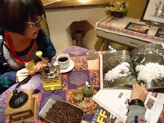 コーヒー女子_b0182709_6332029.jpg