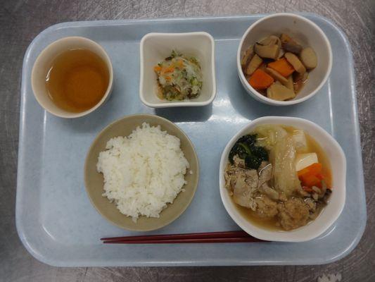 11/24 鍋メニュー_a0154110_15551092.jpg