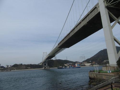 関門海峡往復_e0048413_17415618.jpg