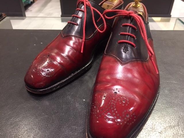 靴はお手入れで復活する!!_b0226322_11355807.jpg