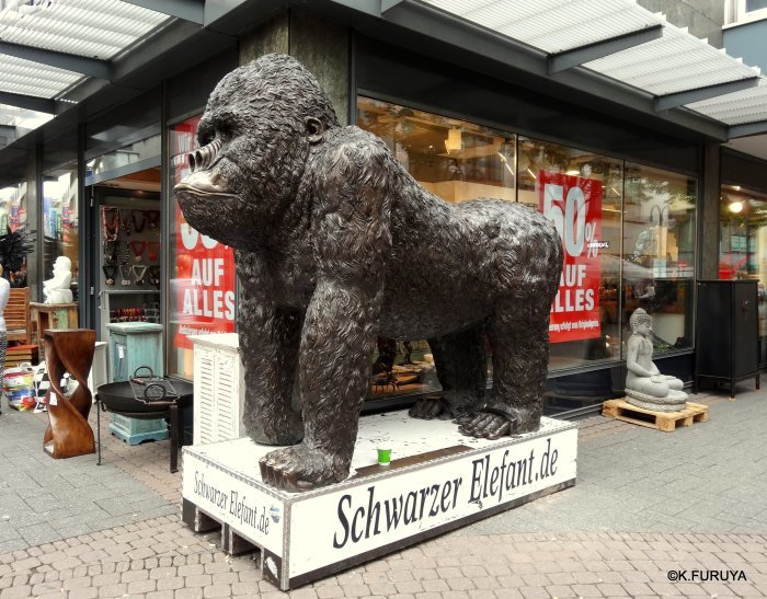 ドイツ9日間の旅 24 ケルン街歩き_a0092659_22094488.jpg