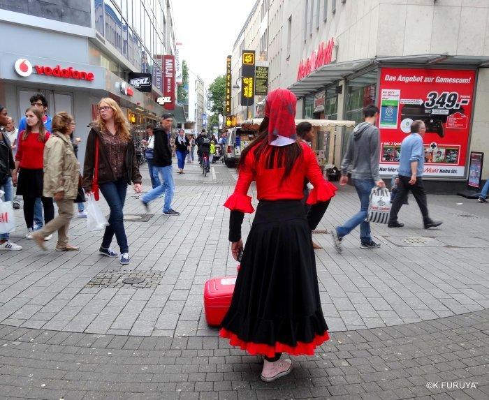 ドイツ9日間の旅 24 ケルン街歩き_a0092659_22123426.jpg