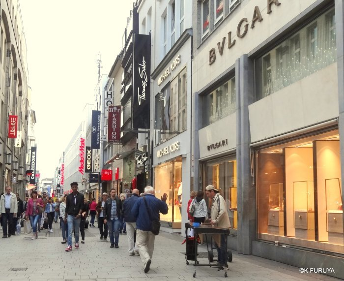 ドイツ9日間の旅 24 ケルン街歩き_a0092659_22130140.jpg