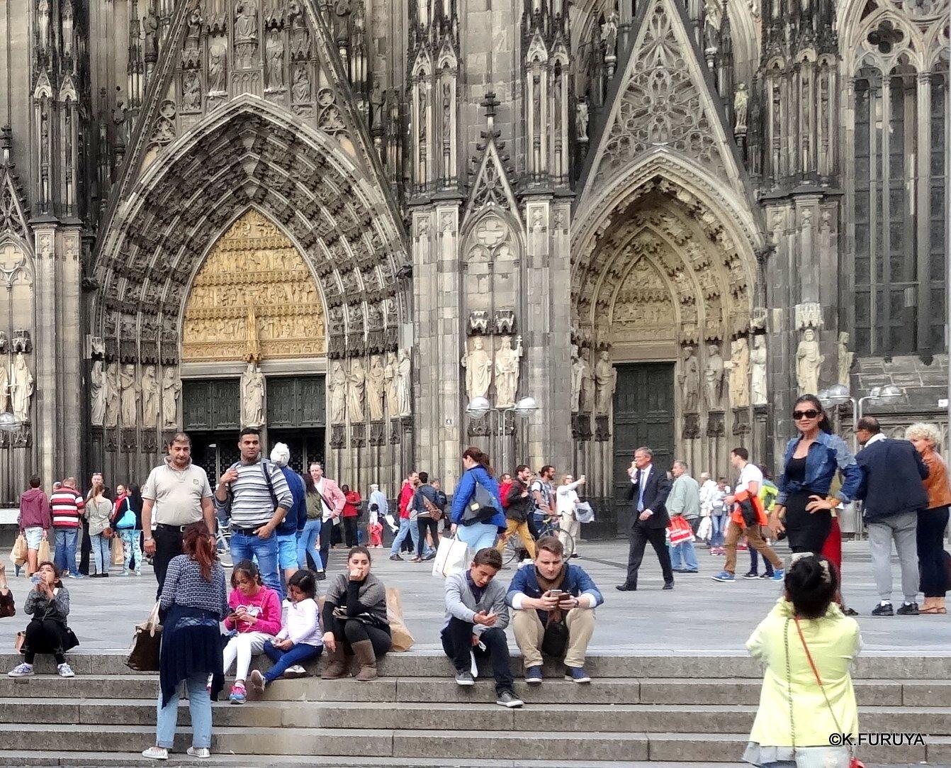 ドイツ9日間の旅 24 ケルン街歩き_a0092659_22474172.jpg