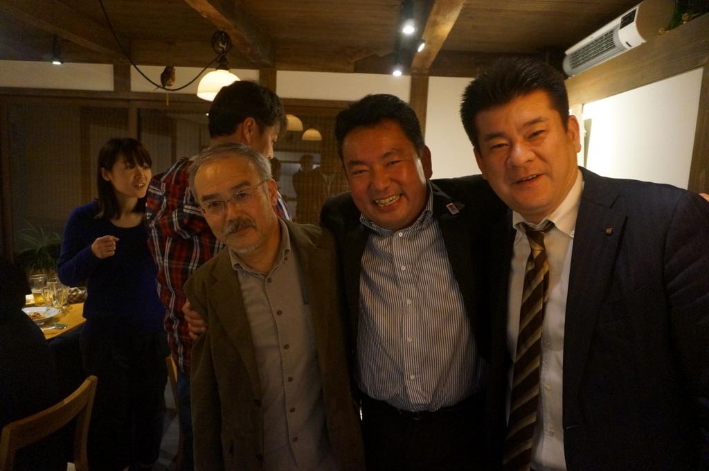 津和野刊行イベント、打ち上げはアルチジャーノさんで。_c0180686_18011739.jpg