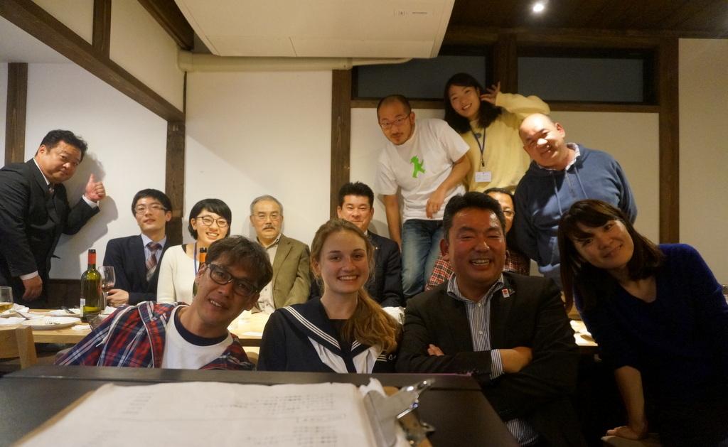 津和野刊行イベント、打ち上げはアルチジャーノさんで。_c0180686_18012458.jpg