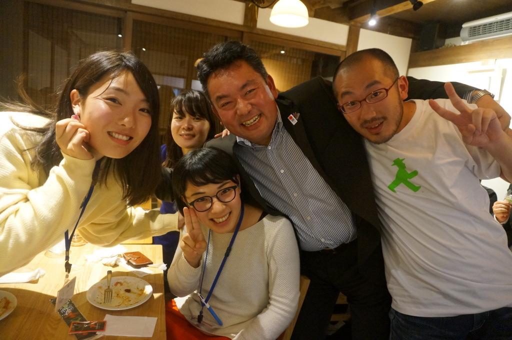 津和野刊行イベント、打ち上げはアルチジャーノさんで。_c0180686_18013834.jpg