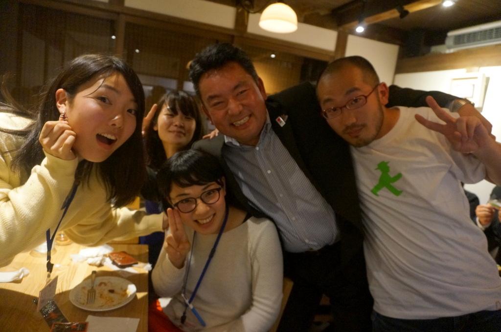 津和野刊行イベント、打ち上げはアルチジャーノさんで。_c0180686_18014403.jpg