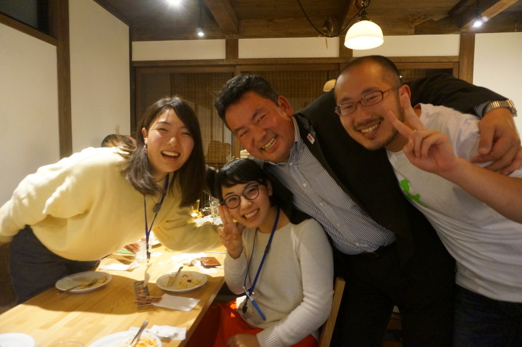 津和野刊行イベント、打ち上げはアルチジャーノさんで。_c0180686_18015187.jpg