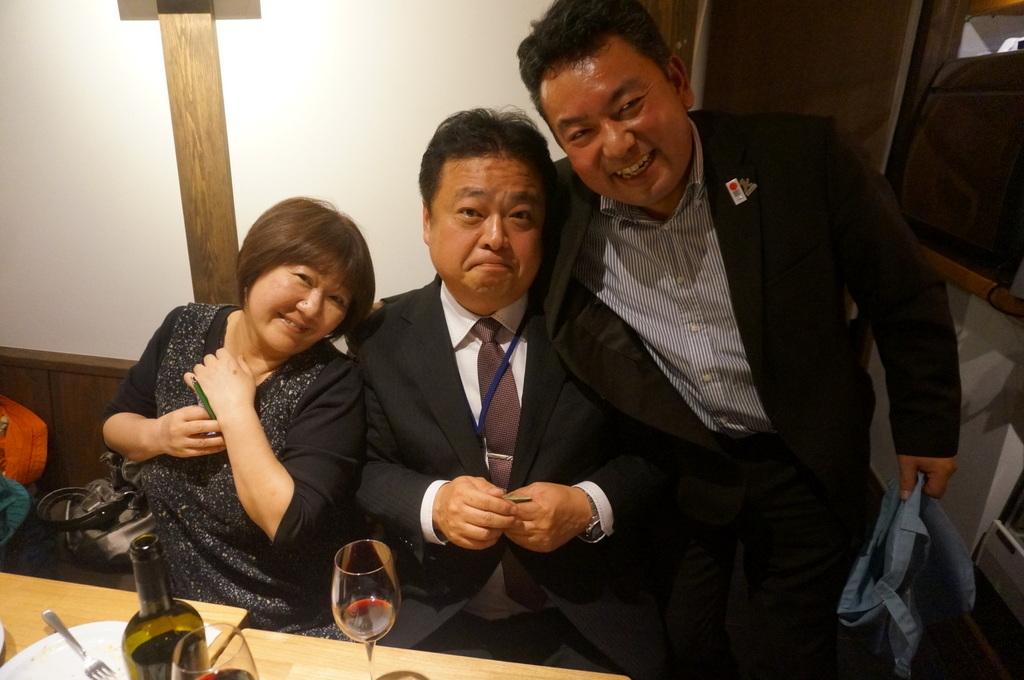 津和野刊行イベント、打ち上げはアルチジャーノさんで。_c0180686_18020341.jpg