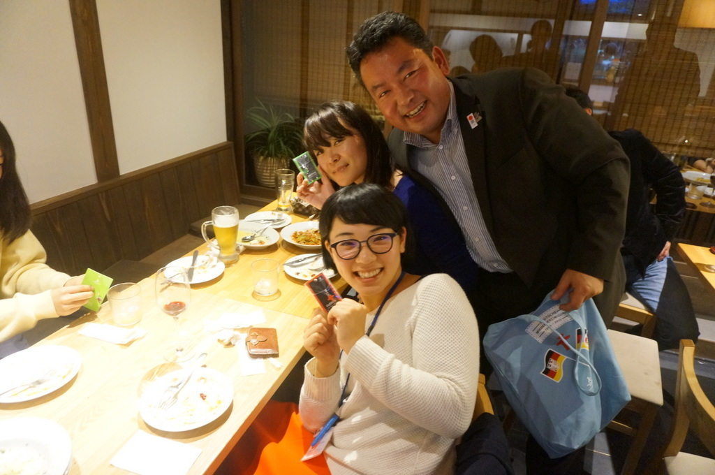 津和野刊行イベント、打ち上げはアルチジャーノさんで。_c0180686_18023534.jpg